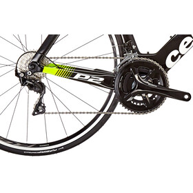 Cervelo P2 105 7000, black/white/yellow